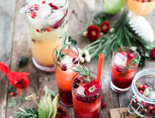 My Favorite Cocktails to Celebrate the Holidays
