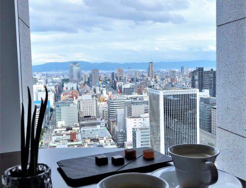 Opulence in Osaka